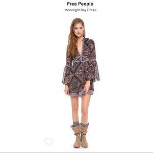 Free People Moonlight Bay Dress